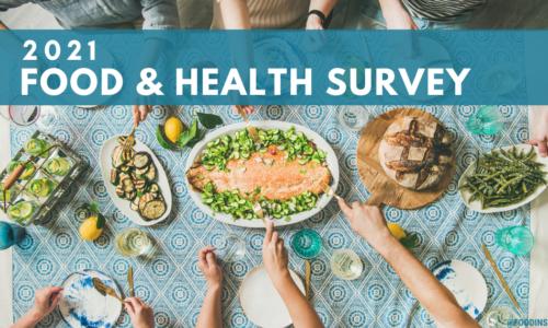 2021 Food & Health Survey